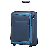 American Tourister HyperFlair Cabin 2 Wheel Blue Suitcase