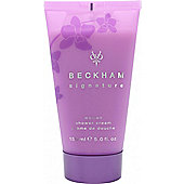 David & Victoria Beckham Signature Women Shower Cream 150ml