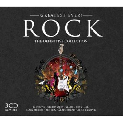 Greatest Ever! Rock - The Definitive Collection