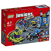 LEGO Juniors Batman & Superman Vs. Lex Luthor 10724 Superhero Toy