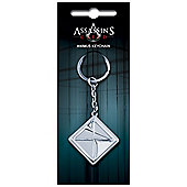 ASSASSINS CREED Keychain Animus Logo GE2014