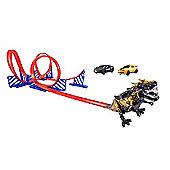 Transformers Multiloop Grimlock Track Playset