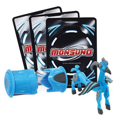 Monsuno Figure Pack - Quickforce