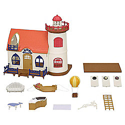 Sylvanian Families Starry Point Lighthouse Playset