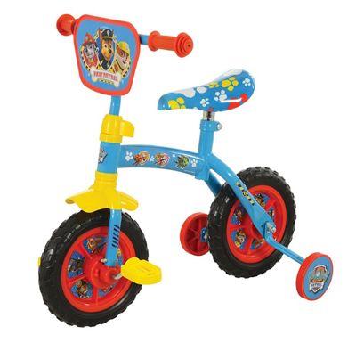 Paw Patrol Kids 2-In-1 Convertible Training Balance Bike - 10