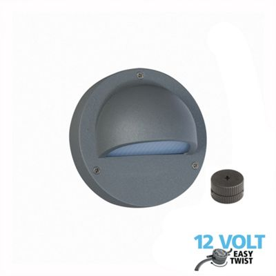 Luxform Stanley Wall Light - Anthracite