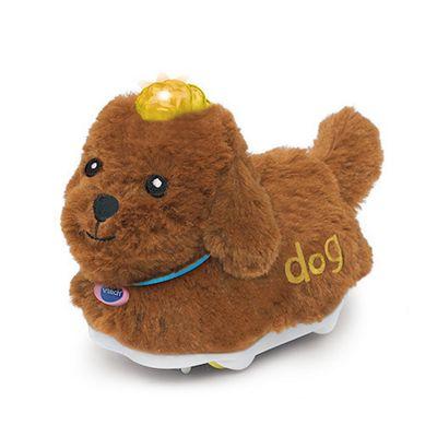 VTech Toot-Toot Animals - Furry Brown Dog