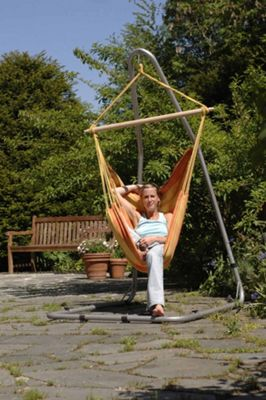 Amazonas Relax Hanging Chair in Orange