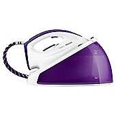 Philips GC6612/30 Speed Care Steam Generator Iron - White & Purple