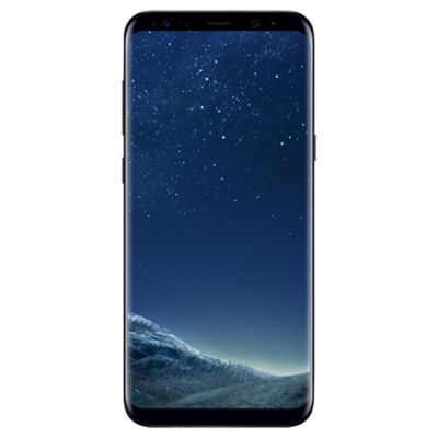 Tesco Mobile Samsung Galaxy S8 Black