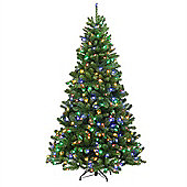 Tree Classics 1.8m (6ft) Green Arctic Spruce Dual Color LED Artificial Christmas Tree (72-602-385LX)