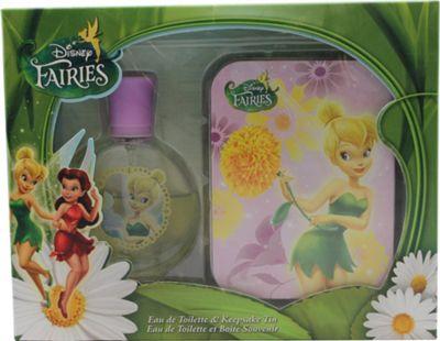 Disney Faires Gift Set 50ml EDT + Tin For Women
