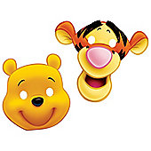 Winnie The Pooh Party Masks