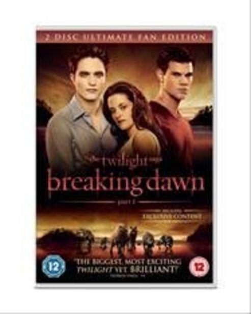 The Twilight Saga - Breaking Dawn Part 1 - Exclusive Content (DVD)