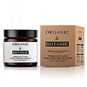 Organic & Botanic Madagascan Coconut Rejuvenating Night Moisturiser 50ml