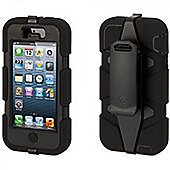 Griffin Survivor Extreme-Duty Case for iPhone 5/5s - Black