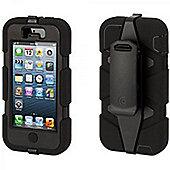 Griffin Survivor Extreme-Duty Case for iPhone 5/5s - Black