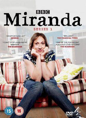 Miranda: Series 1 (DVD Boxset)