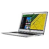 "Acer Swift 1 13"" Pentium 4GB RAM 64GB Storage Full HD Laptop - Silver"