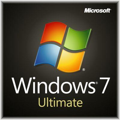 Microsoft Windows 7 Ultimate Service Pack 1