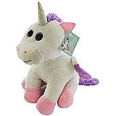 Magical Misty Unicorn Plush 45cm