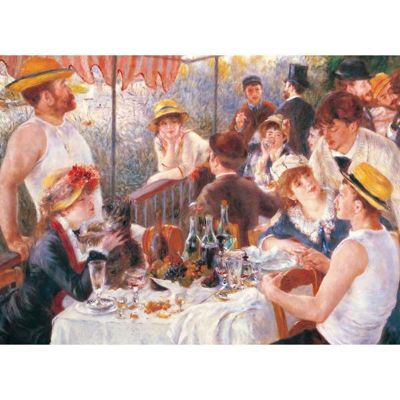 The Luncheon - Auguste Renoir Puzzle