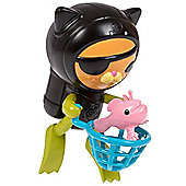 Octonauts Swimming Kwazii and the Frogfish