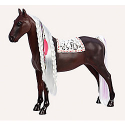 Our Generation Boho Hair Play Horse