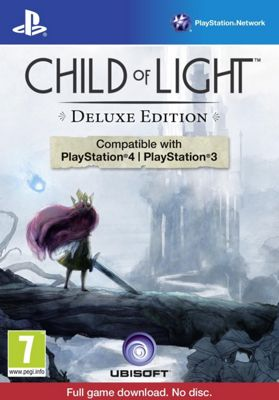 Child of Light Deluxe