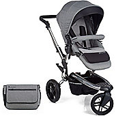 Jane Trider Pushchair (Soil)