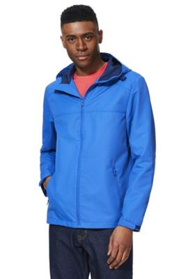 F&F Ripstop Shower Resistant Jacket Blue S