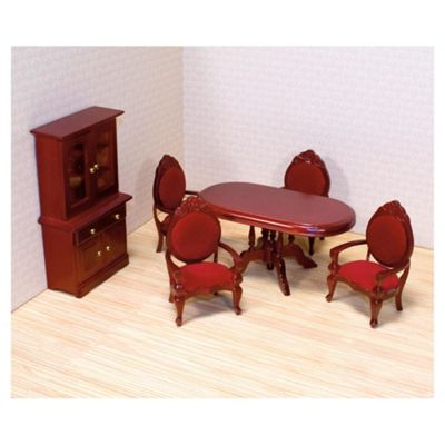 Melissa & Doug Wooden Dining Room Furniture