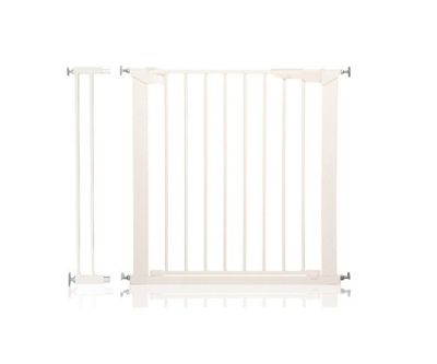 Safetots No Screw Gate White 86 - 93.3cm