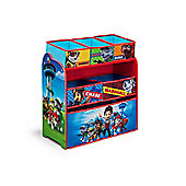 Disney Paw Patrol Multi Bin Storage