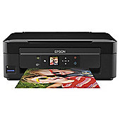Epson Expression XP332, Wireless All-in-One Inkjet Colour Printer, A4 - Black