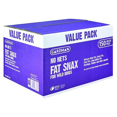 Gardman No Nets Fat Snax - 150 Box