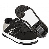 Heelys Split Black/Grey Kids Heely Shoe - Black
