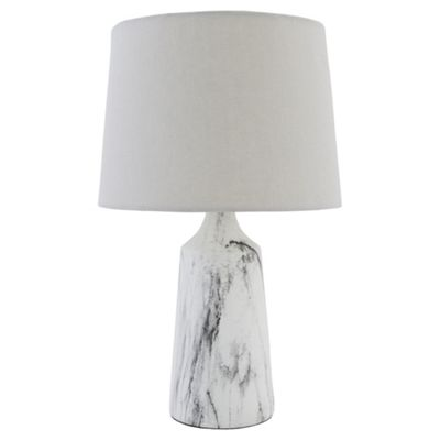 Tesco Marble Table Lamp
