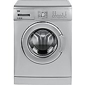 Beko Washing Machine, WM5122S, 5KG Load, with 1200rpm - Silver
