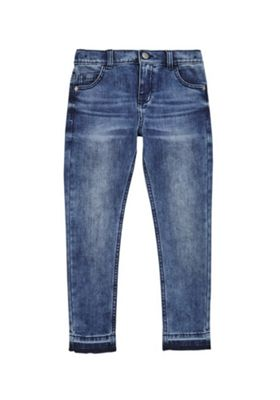 F&F Let Hem Skinny Jeans Denim 5-6 years