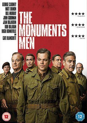 The Monuments Men,  Dvd