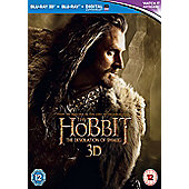 THE HOBBIT: THE DESOLATION OF SMAUG 3D BD