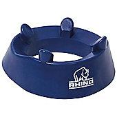 Rhino Rugby League Union Club Kicking Tee Blue