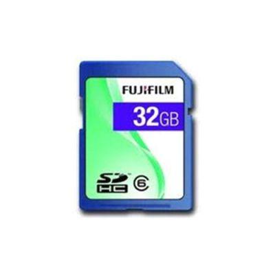 Fujifilm 32GB SD Class 6 Card