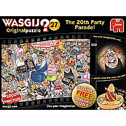 Wasgij - Original 27 - The 20th Party Parade Puzzle