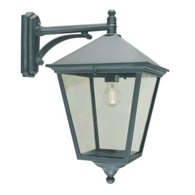 Verdi Down Wall Lantern - 1 x 100W E27