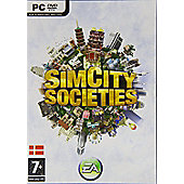 Sim City Societies (Denmark Language) - PC