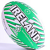 Gilbert IRB Ireland 2007 Suppoters Rugby Balls
