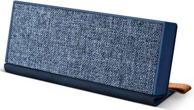 Fresh n Rebel Rockbox Fold Fabriq Indigo Blue Bluetooth Speaker