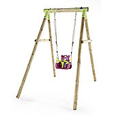 Plum Quoll Wooden Swing Set